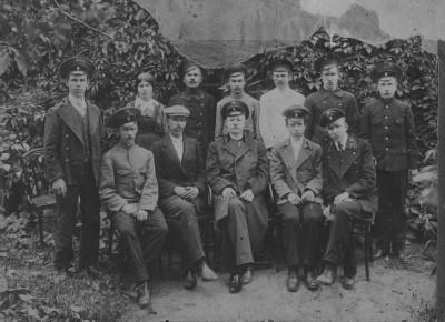 Чембарцы или люди как-то связанные с нашим городом и Чембарским уездом - Почтовые работники_2.jpg
